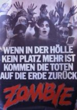 Filmposter Zombie - Dawn of the Dead