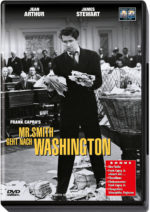 DVD-Cover Mr. Smith geht nach Washington