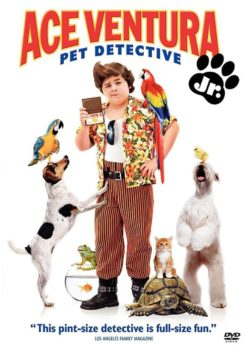 DVD-Cover Ace Ventura Jr