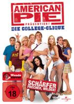 DVD-Cover American Pie präsentiert: Die College-Clique