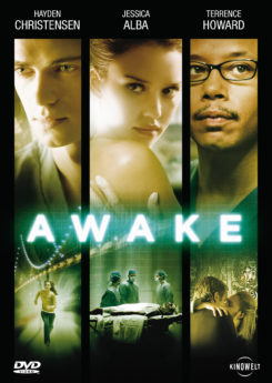 DVD-Cover Awake