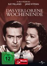 DVD-Cover Das verlorene Wochenende