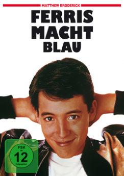 DVD-Cover Ferris Macht Blau