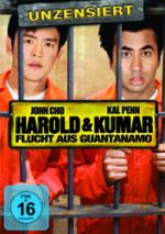 DVD-Cover Harold & Kumar – Flucht aus Guantanamo