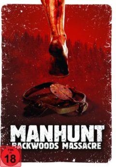DVD-Cover Manhung Backwoods Massacre