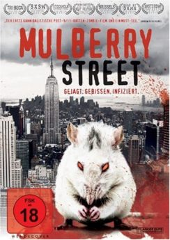 DVD-Cover Mulberry Street