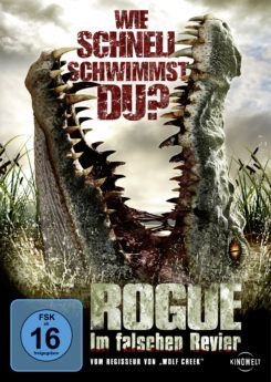 DVD-Cover Rogue