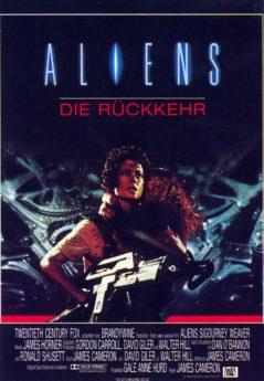 Filmposter Aliens – Die Rückkehr