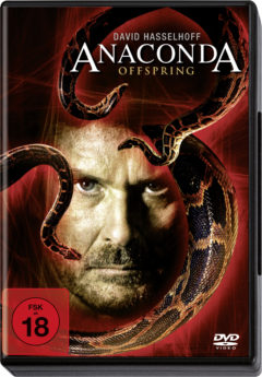 DVD-Cover Anaconda: Offspring