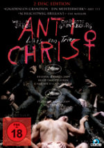 DVD-Cover Antichrist