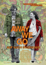 Filmposter Away We Go