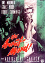 Filmposter Bei Anruf: Mord