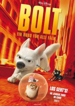 Filmposter Bolt