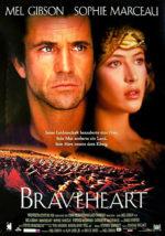 Filmposter Braveheart
