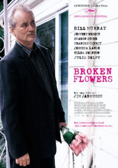 Filmposter Broken Flowers