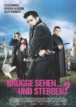 Filmposter In Bruges