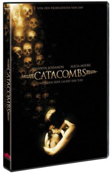 DVD-Cover Catacombs