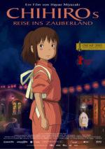 Filmposter mit Chihiro