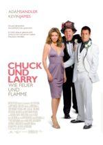 Filmposter Chuck und Larry mit Jessica Biel