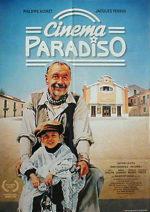Filmposter Cinema Paradiso