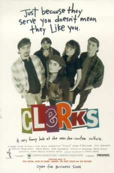 Filmposter Clerks