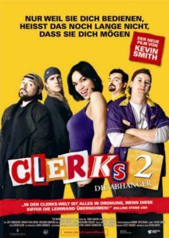 Filmposter Clerks 2