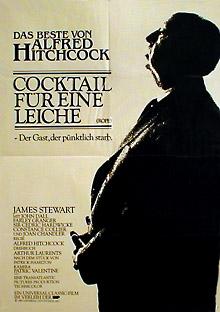 Filmposter Cocktail für eine Leiche
