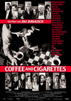 Filmposter Coffee and Cigarettes