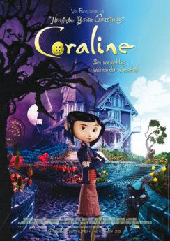 Filmposter Coraline