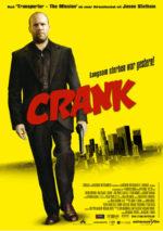 Filmposter Crank