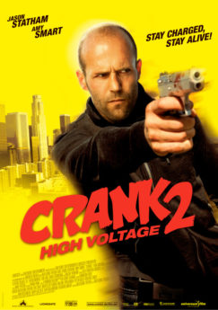Filmposter Crank 2