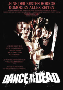 Filmposter Dance of the Dead