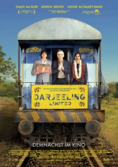 Filmposter Darjeeling Limited