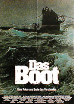Filmposter Das Boot
