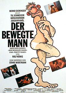 Filmposter Der bewegte Mann