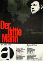 Filmposter Der Dritte Mann