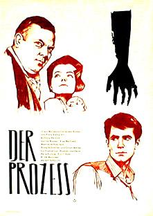 Filmposter Der Prozeß