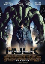 Filmposter Der unglaubliche Hulk