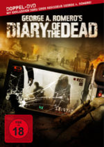 DVD-Cover Diary of the Dead