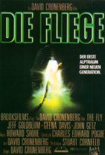 Filmposter Die Fliege (1986)