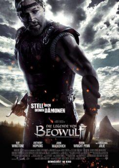 Filmposter Die Legende von Beowulf