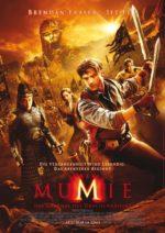 Filmposter Die Mumie: Das Grabmal des Drachenkaisers