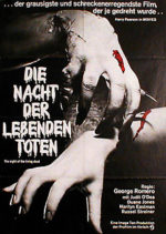 Filmposter Die Nacht der lebenden Toten