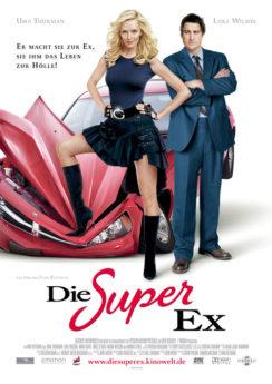 Filmposter Die Super Ex