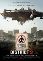 Filmposter District 9