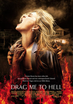 Filmposter Drag Me To Hell