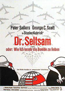 Filmposter Dr. Seltsam