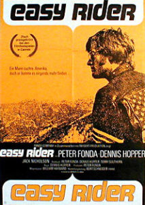 Filmposter Easy Rider