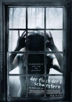 Filmposter Der Fluch der 2 Schwestern