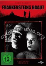 DVD-Cover Frankensteins Braut